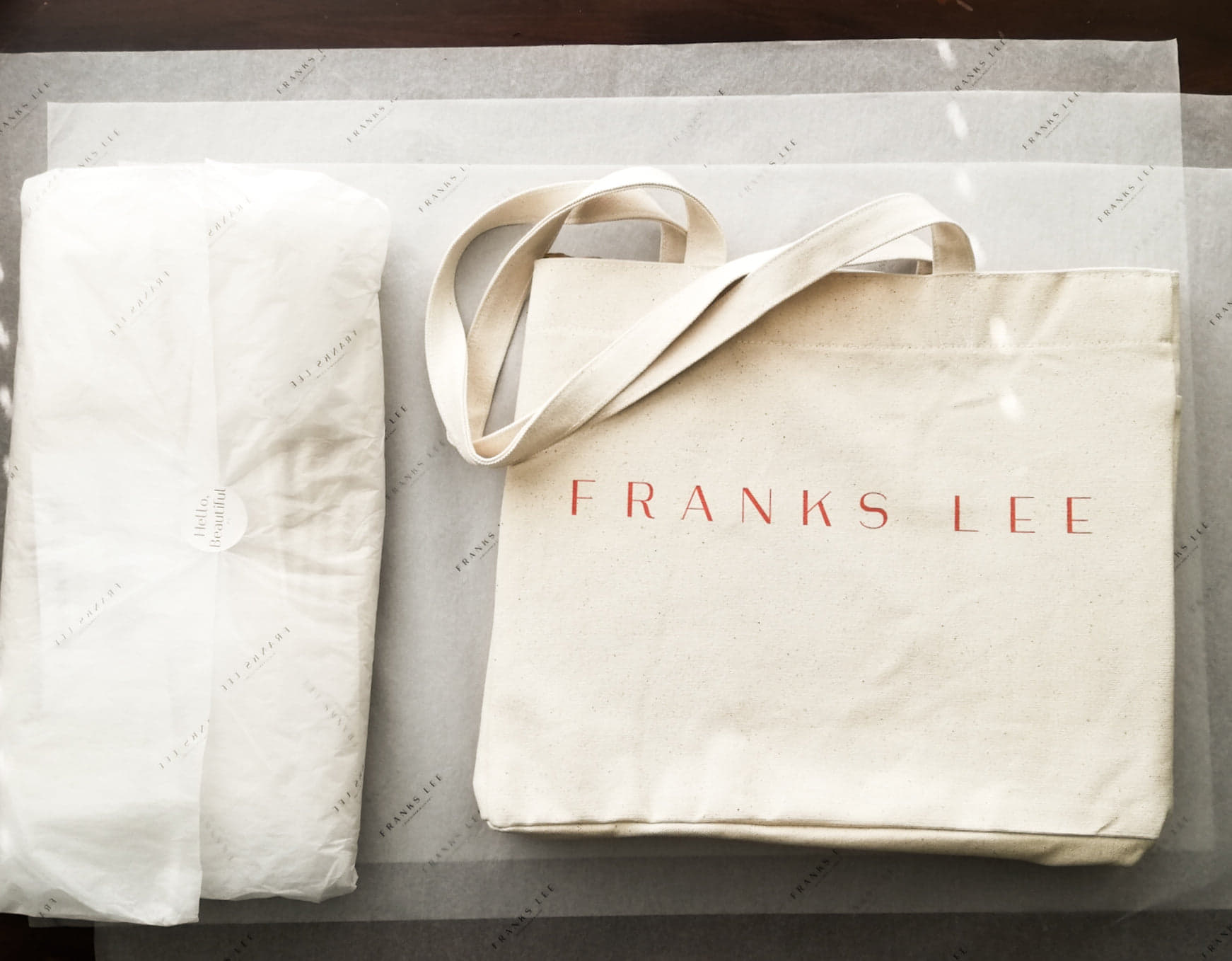 Franks Lee: Lowering Our Impact With Compostable Mailers