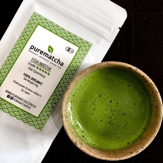 Purematcha Teas: Standing Out From the Crowd With Custom Packaging