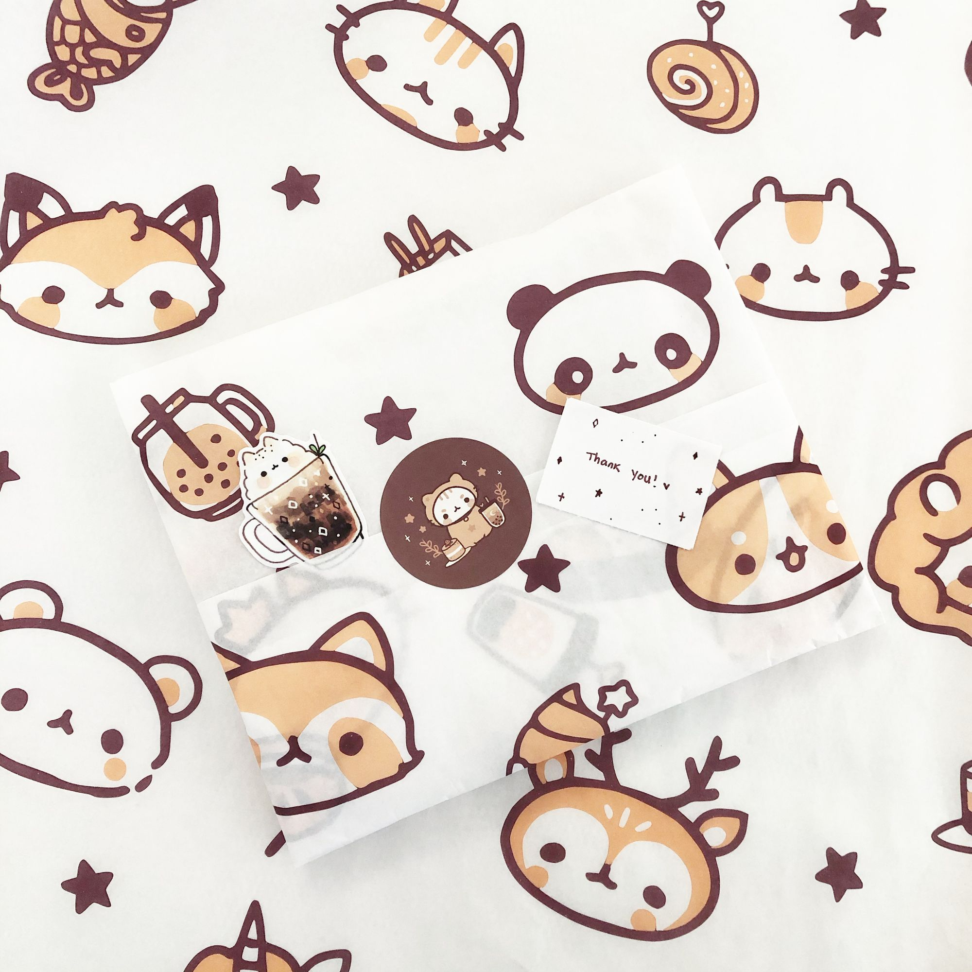 Kawaii Designs and On-Brand Packaging with MochaMochiCake