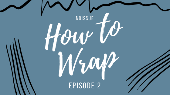 How to Wrap: a Candle (Or Any Cylindrical Object!)