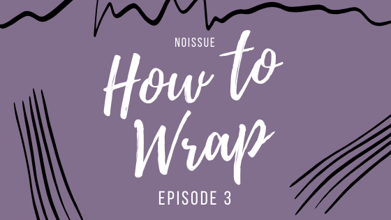 How to Wrap: Skincare Products (or Any Tube!)