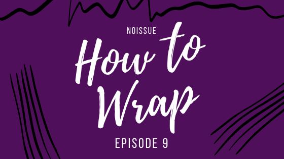 How to Wrap: for Retail-Style Presentation (Using Carry Bags!)
