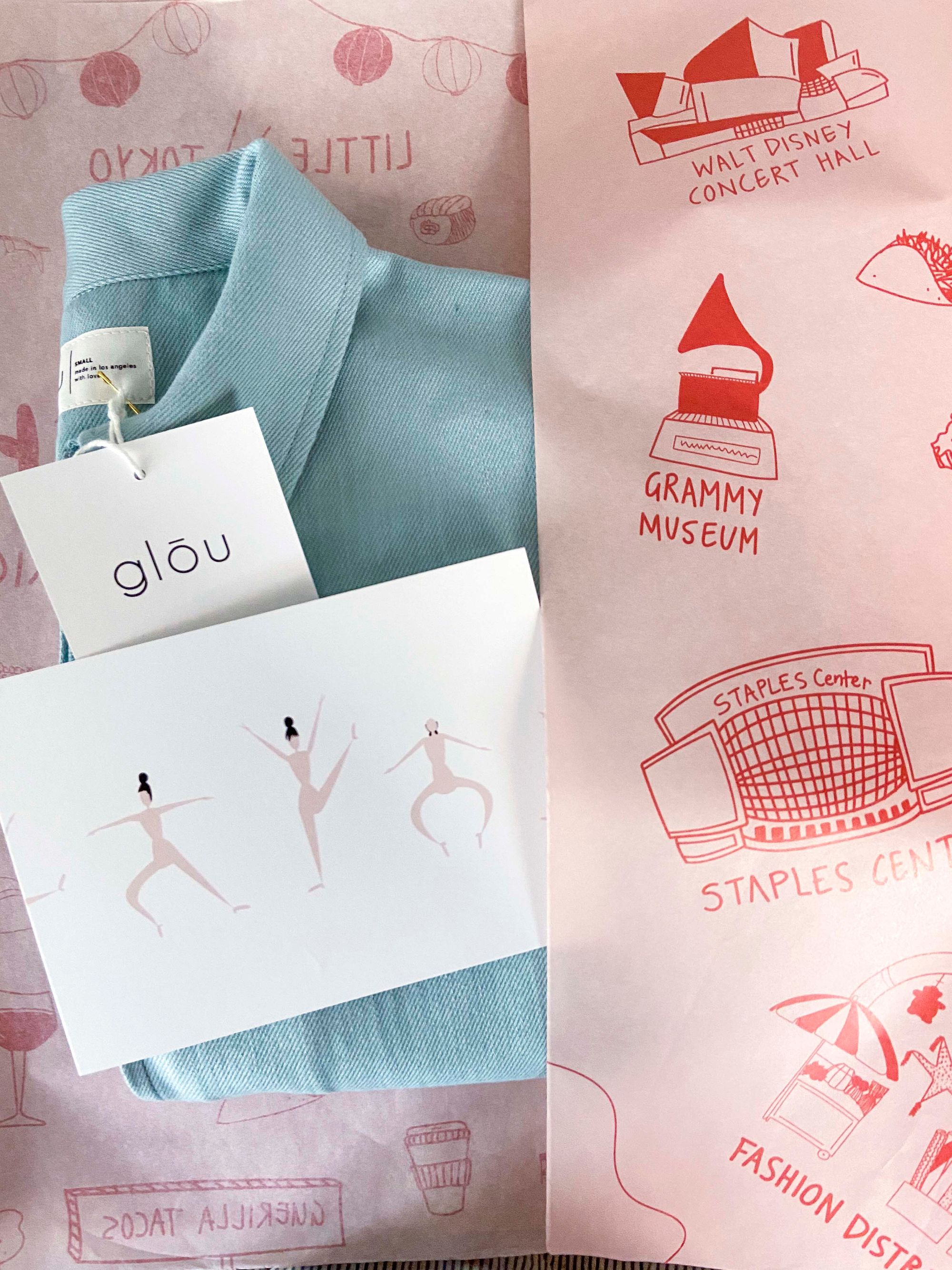 glōu: Quirky Sustainable Fashion Line for Creatives