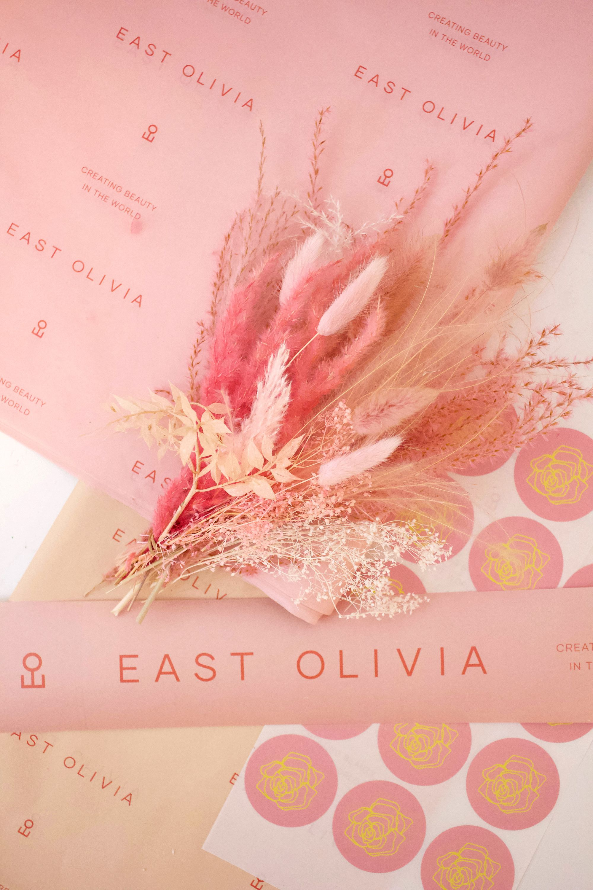 How East Olivia Creates Beauty in the World through Flowers