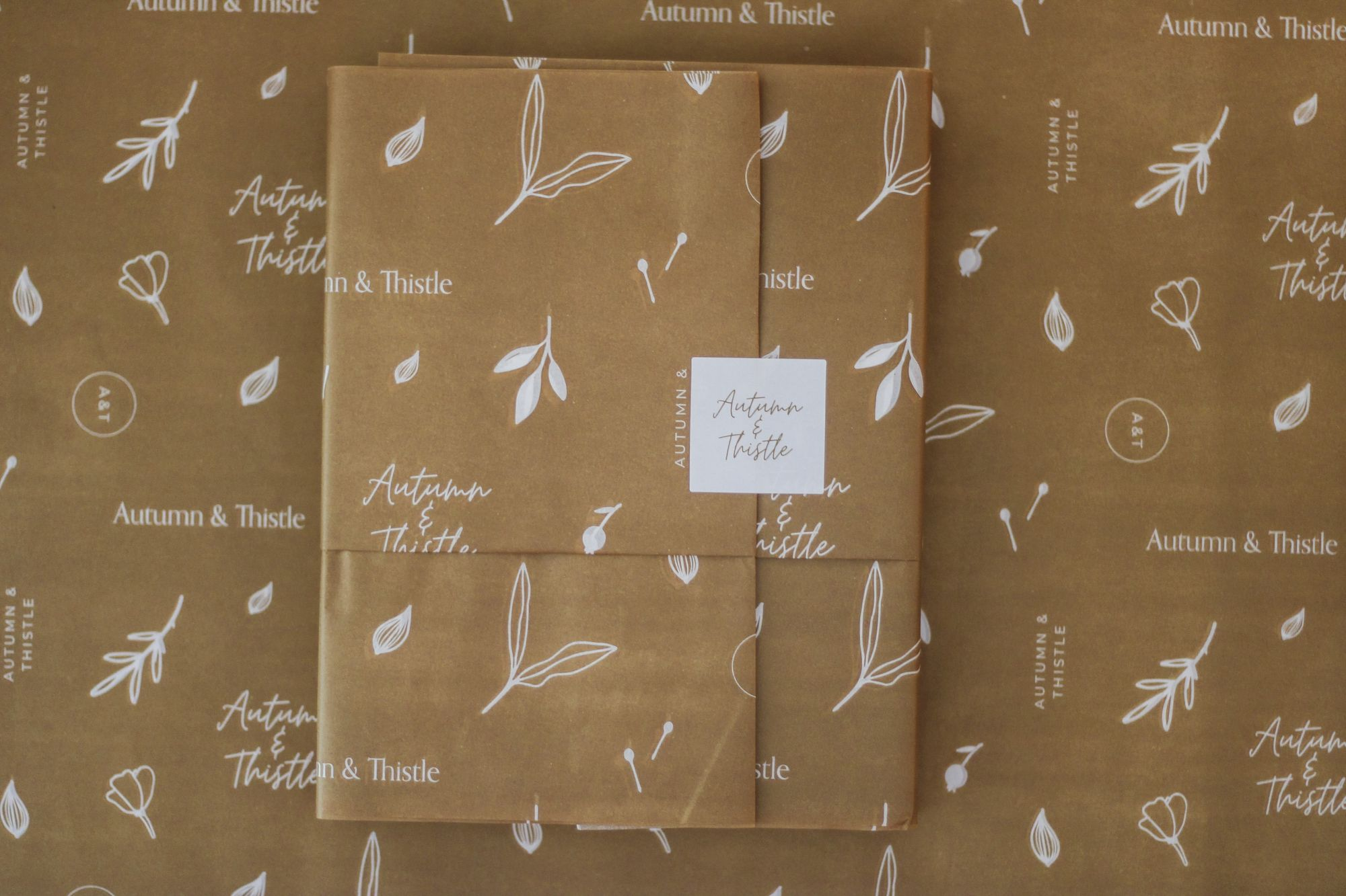 Creatives: Third Ginger Studio x Autumn & Thistle Homewares