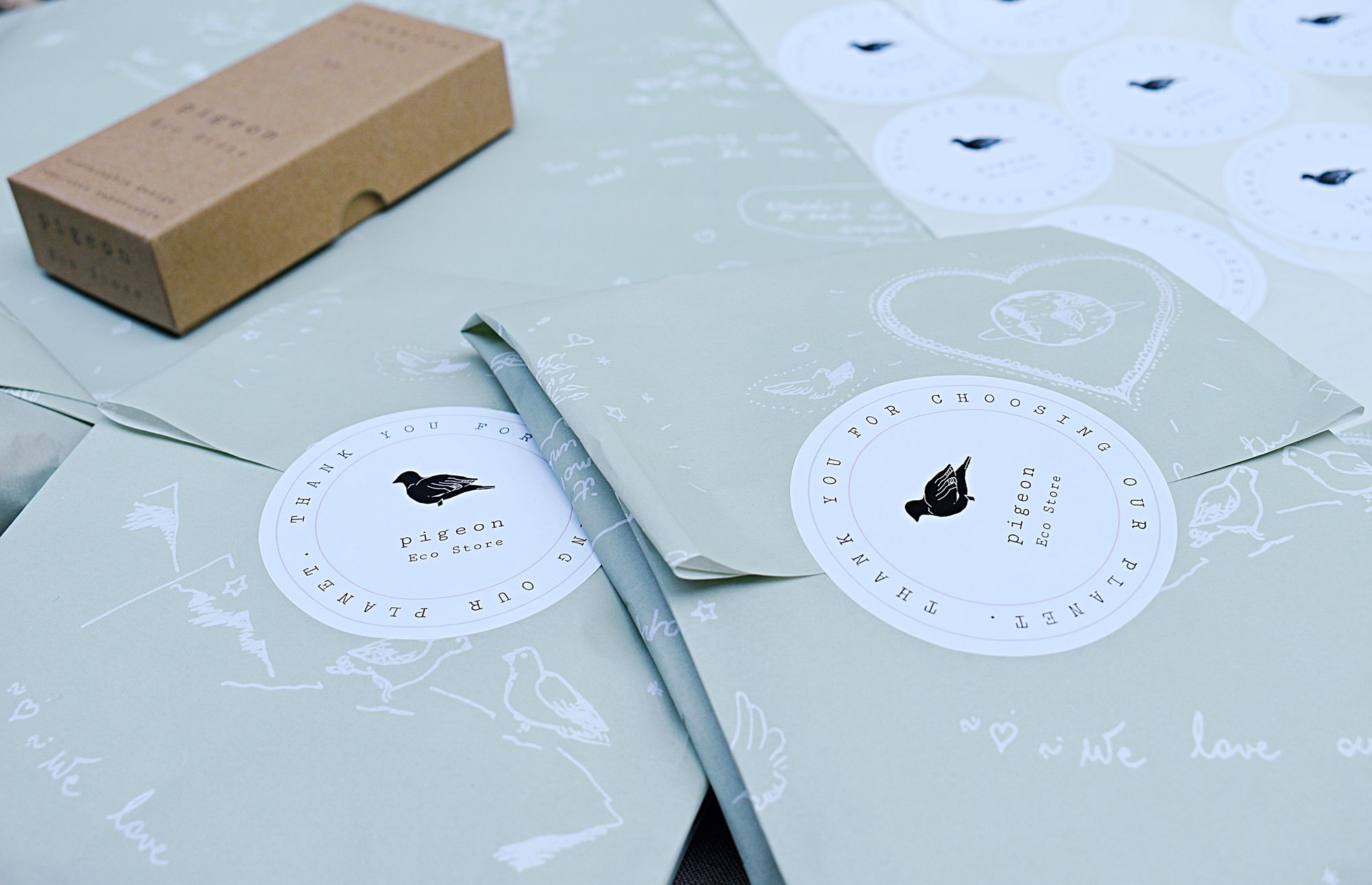Paving the Way to Eco-Conscious Consumption with Pigeon Eco Store