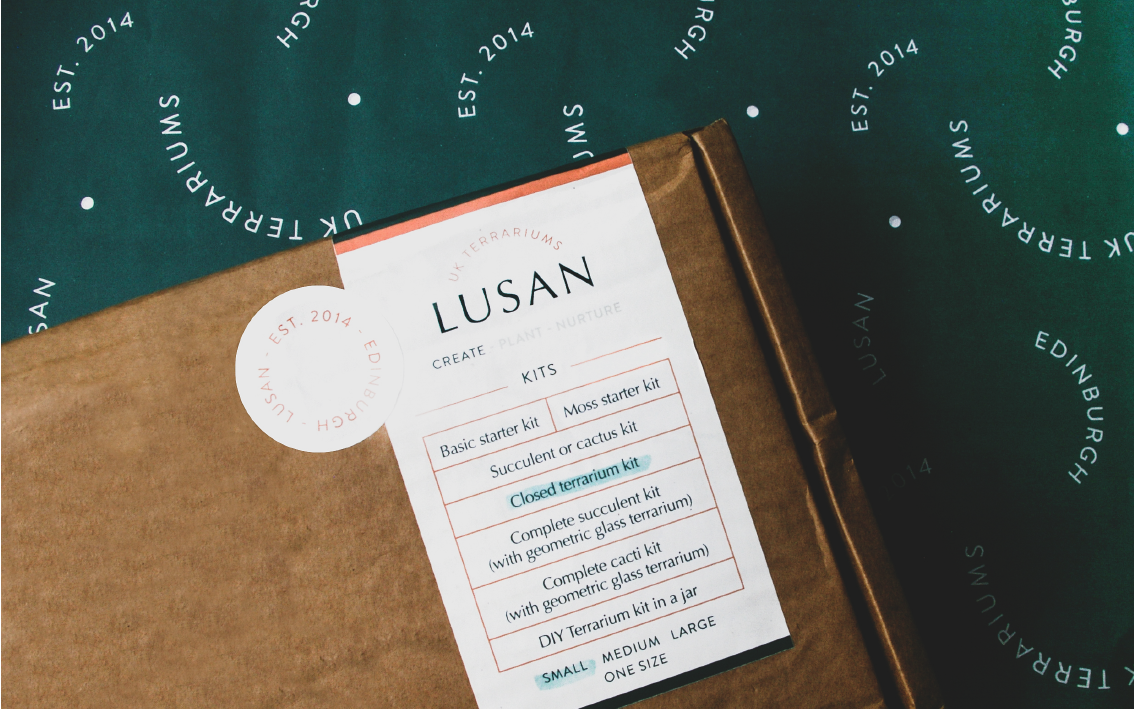 Creatives: Begin Studio x Lusan