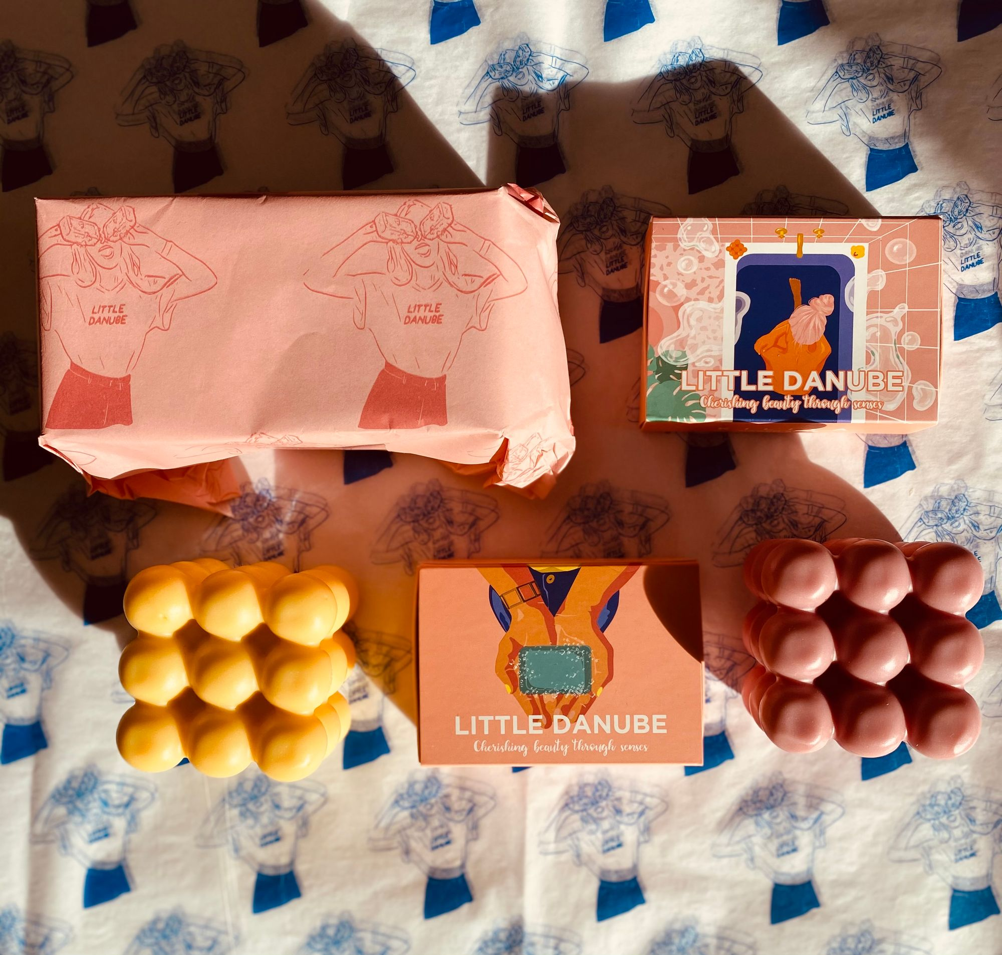 Little Danube: Beautiful Vegan Soap Bars that Heighten Your Senses