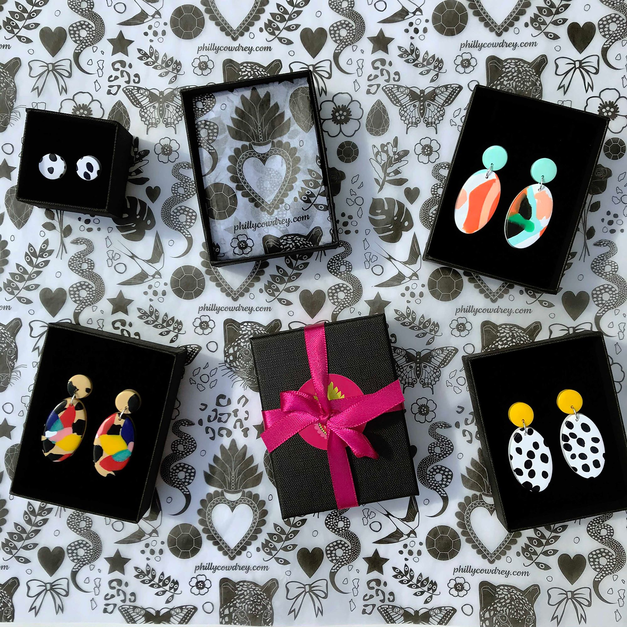 Handmade and Thoughtful Clay Jewelry with Philly Cowdrey Designs