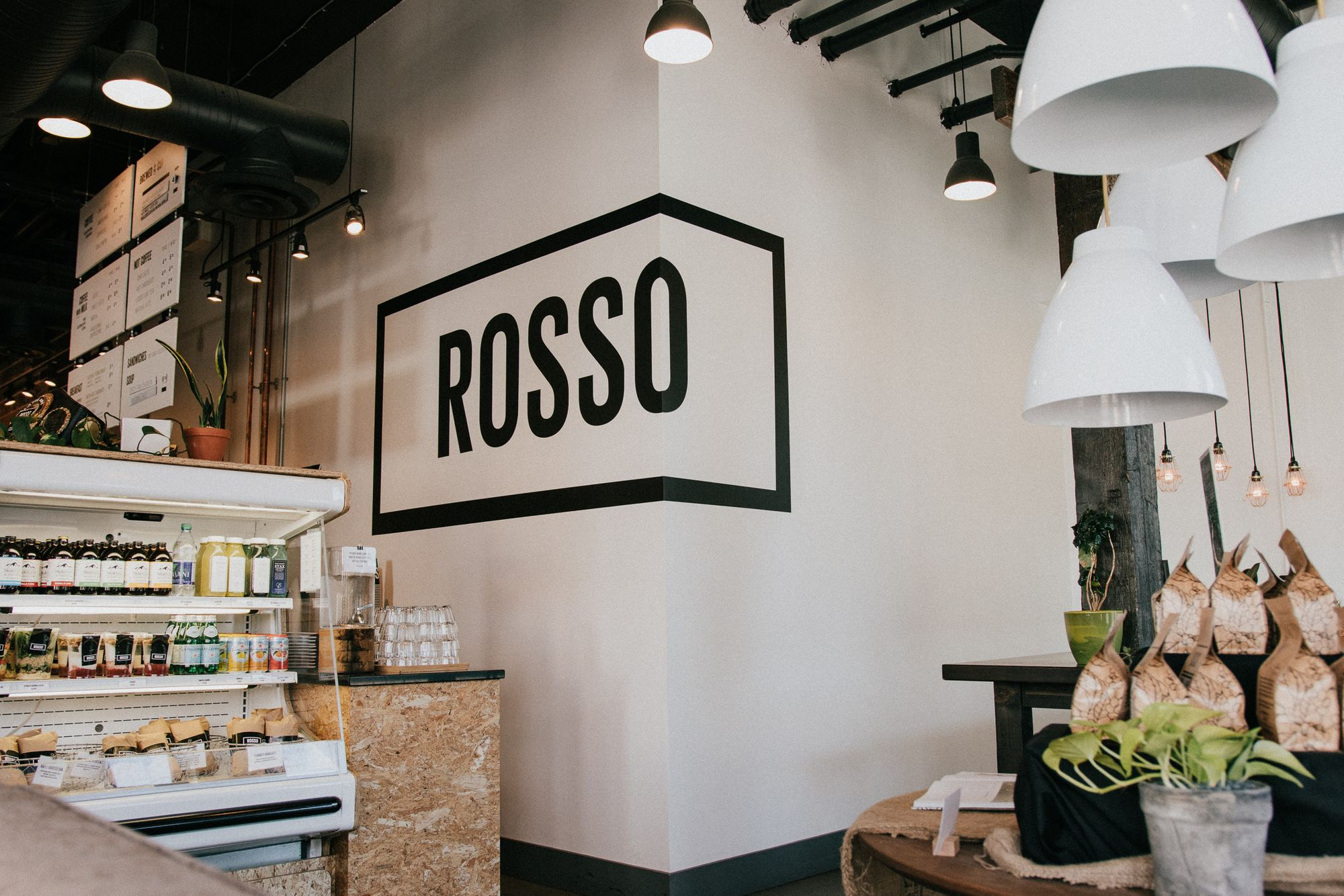 Caffeinating consciously with Rosso Coffee Roasters
