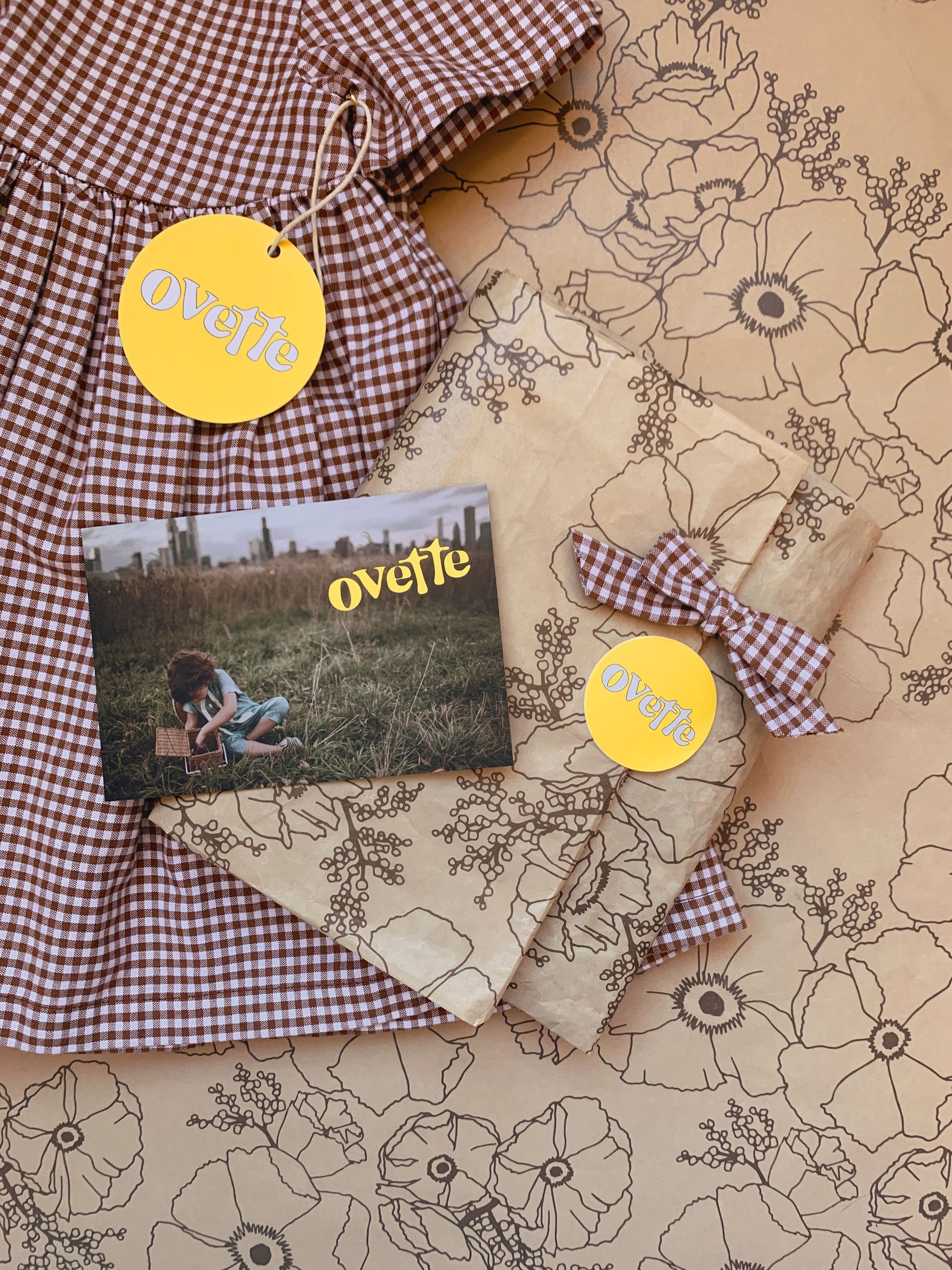 Ovette: Sparking Adventure with Nostalgic Childrenswear