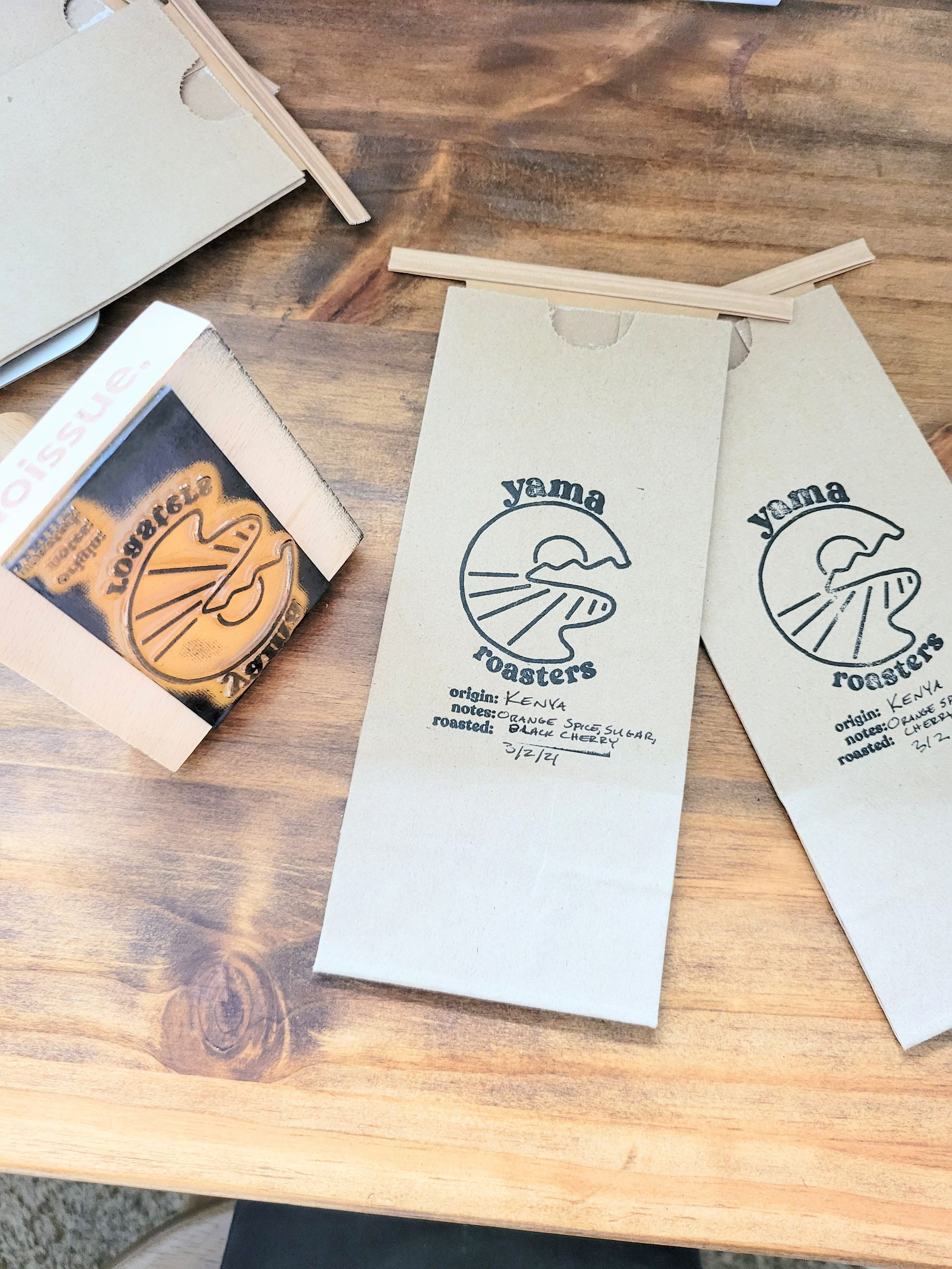 Yama Roasters: Coffee Inspired by High Respects for the Wilderness