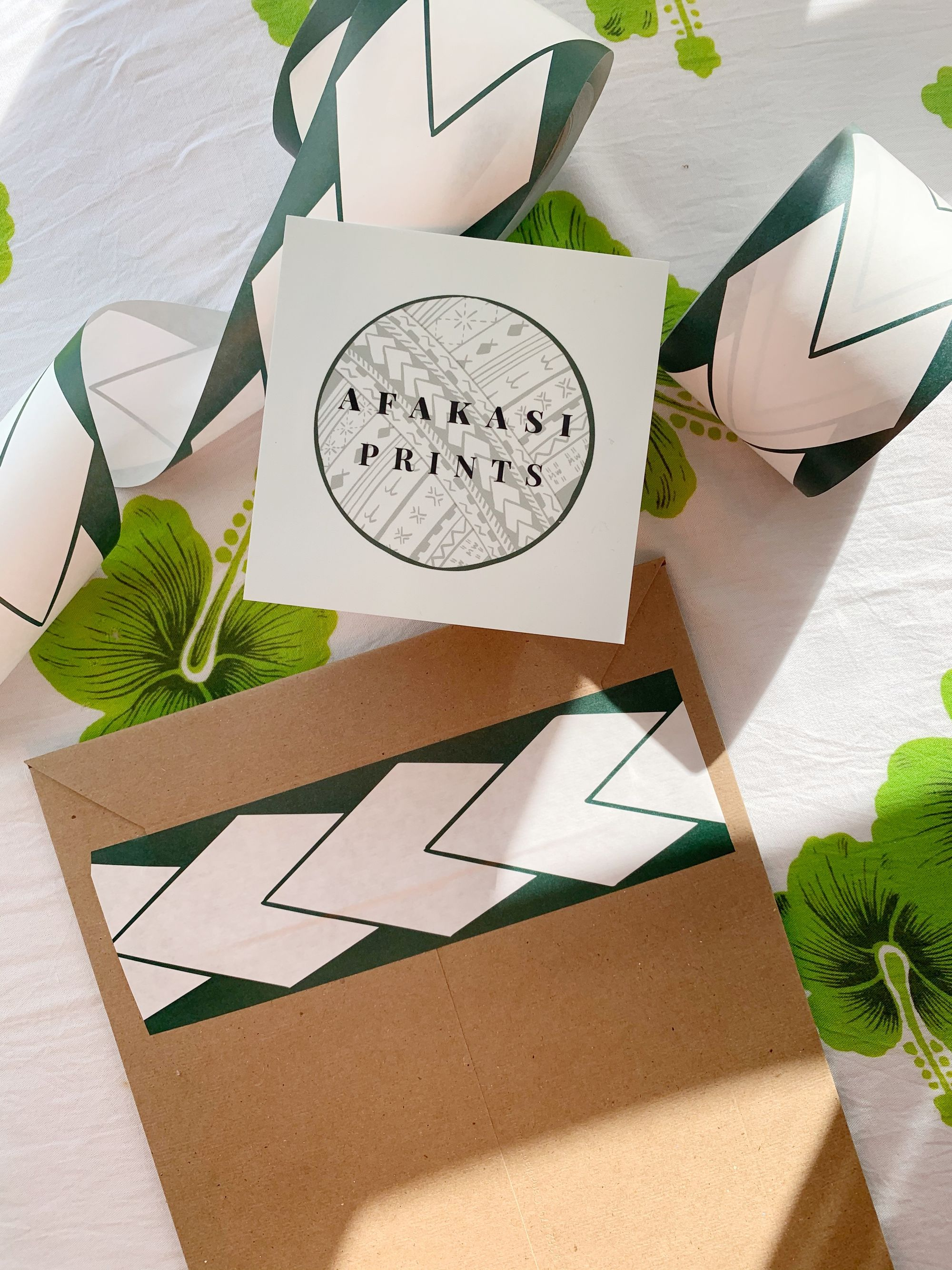 Afakasi Prints: Representing Sāmoan Culture and Making a Difference