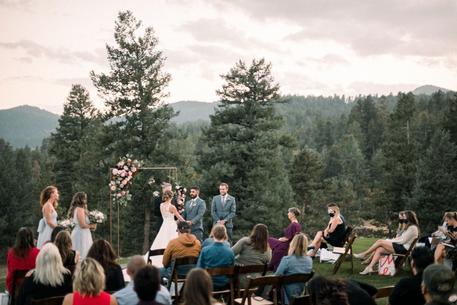 How Thinking Small Helped The Big Fake Wedding
