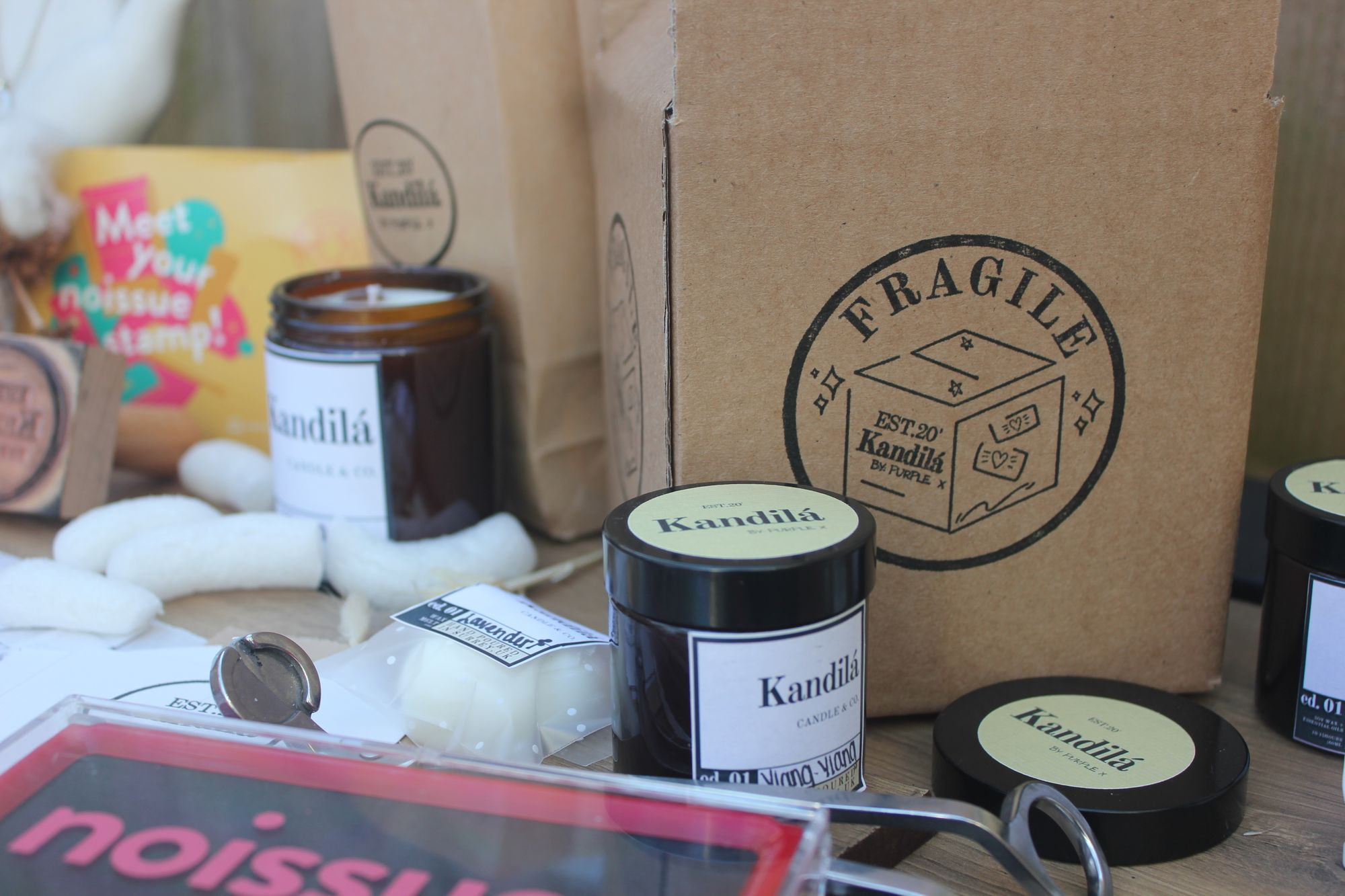 Kandilá Candle & Co: Resonating with Culture and Bringing Back Memories of Home
