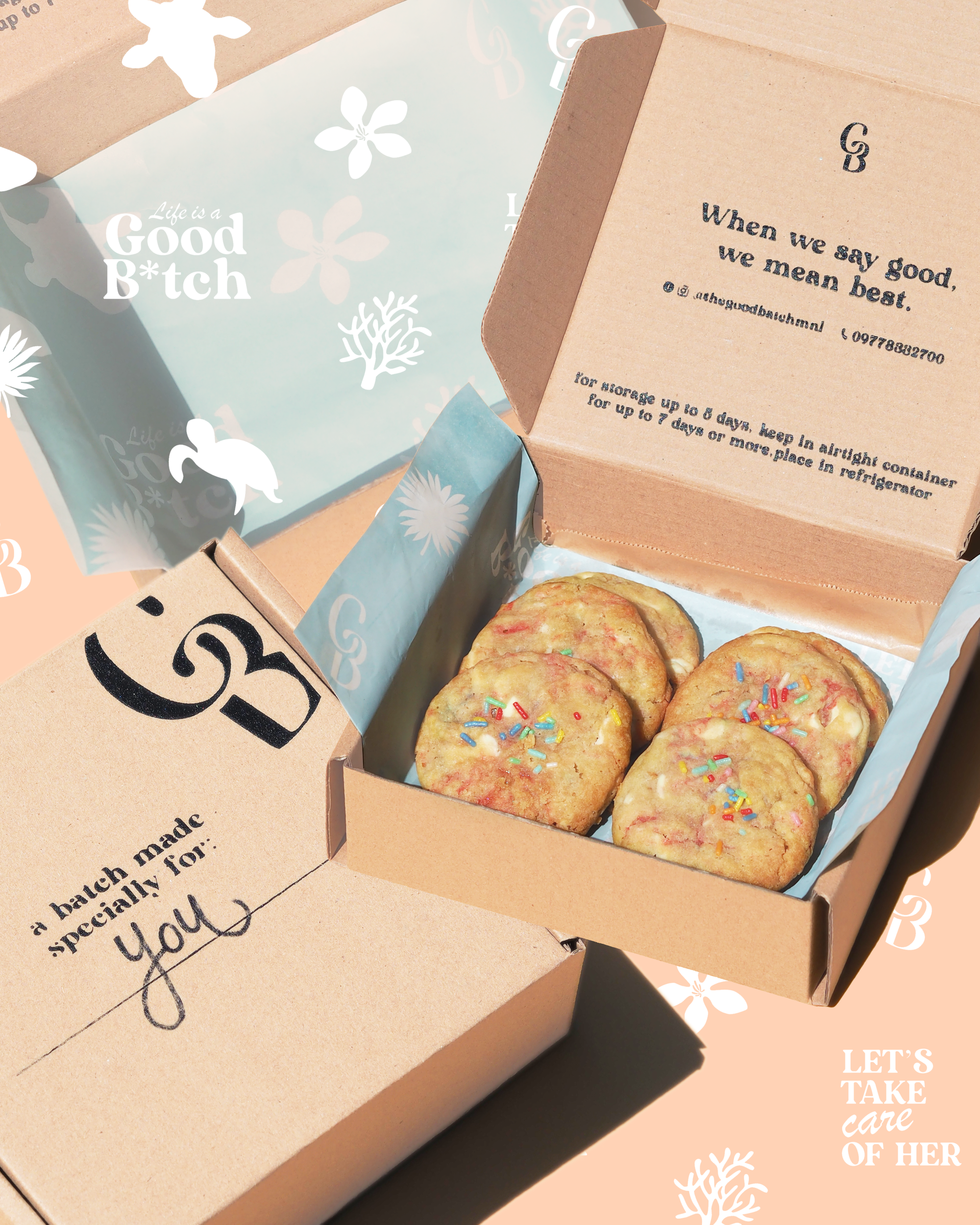 The Good Batch MNL: Life Is What You Bake It