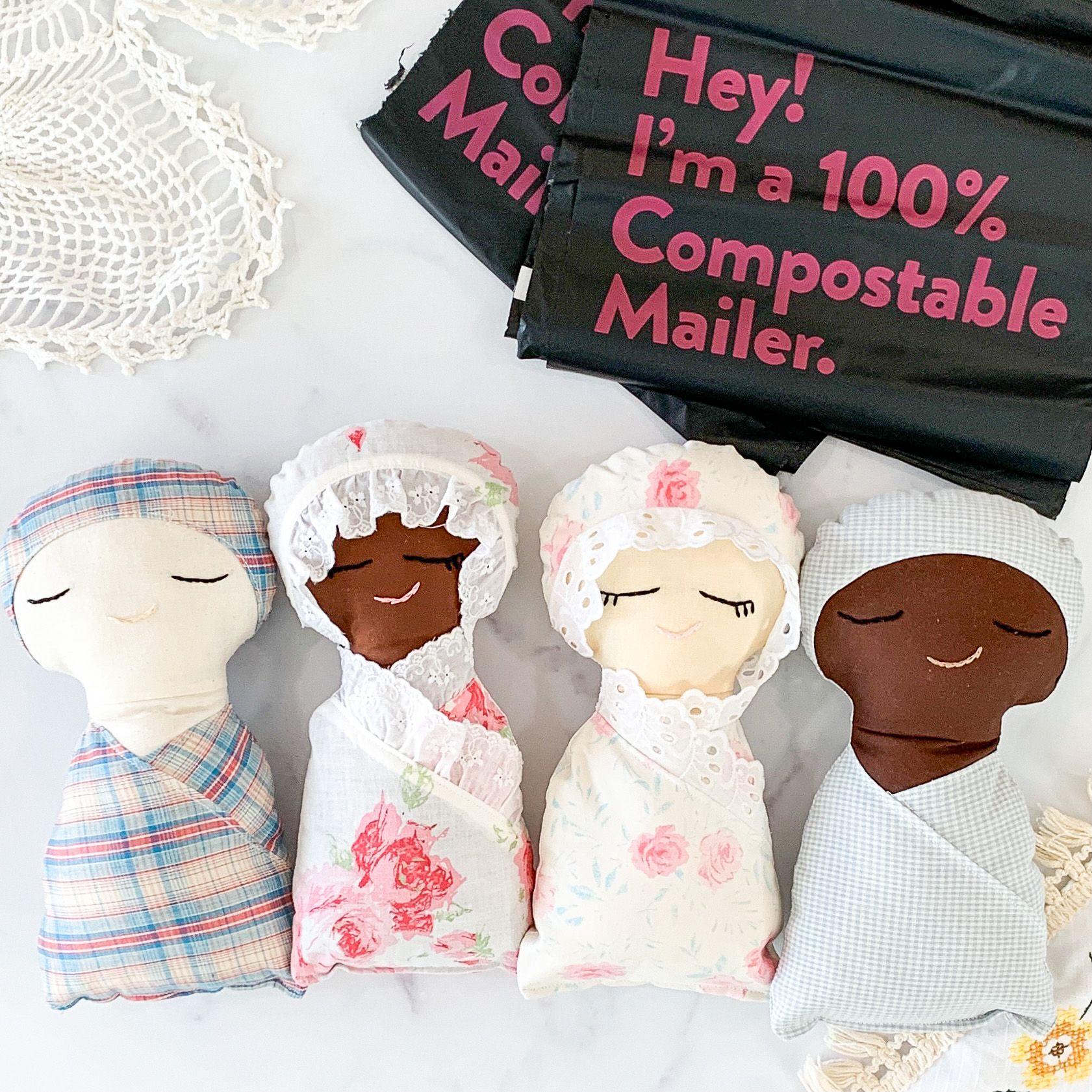 Hardy Homemade: Precious Little Dolls from Upcycled Heirloom Fabrics