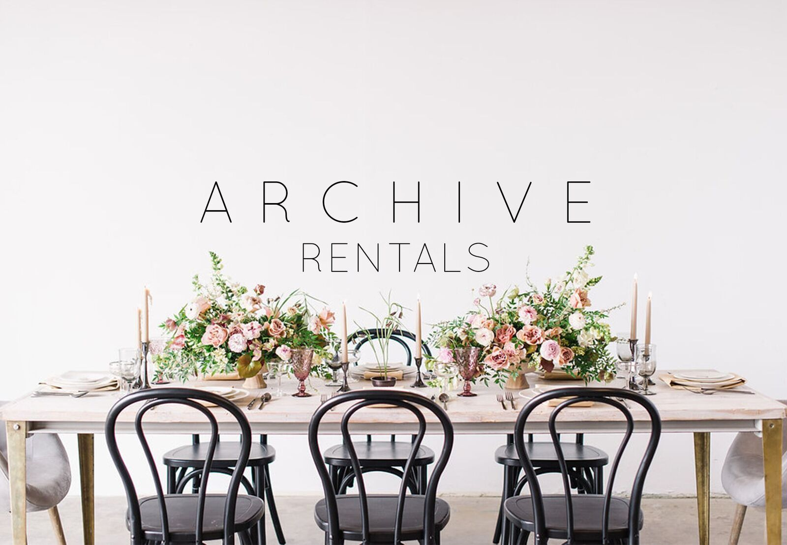 The Journey to My Dream Job in Events with Archive Rentals