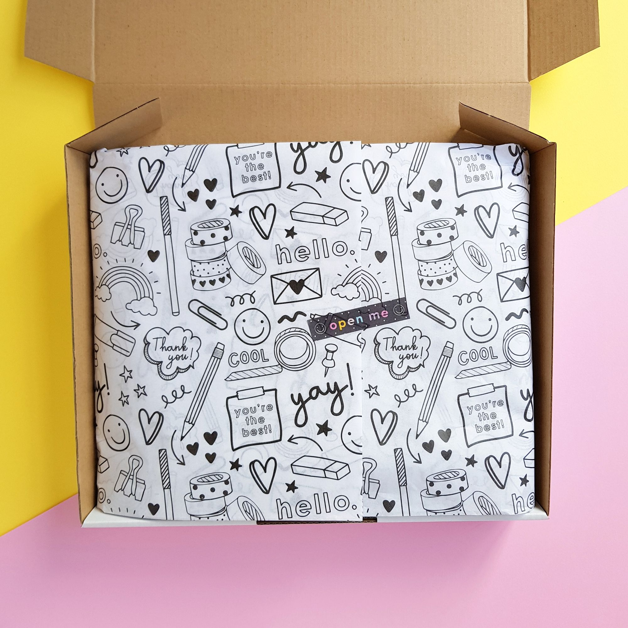 9 Creative Ways to Use Doodles in Your Packaging