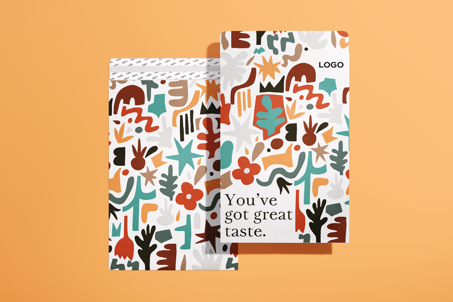 Introducing noissue Community Design for Kraft Mailers… & the creatives behind the templates!