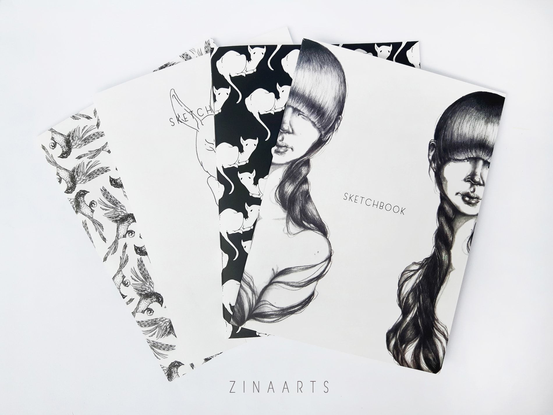 Zina Arts: Packaging Art with Love