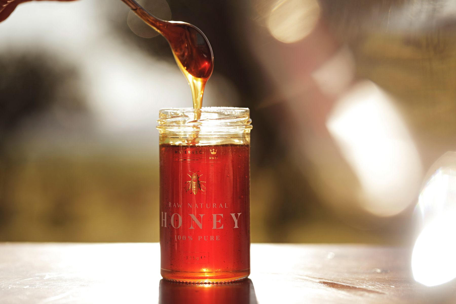Maters & Co: Plastic-free, 100% Pure, & Natural Honey
