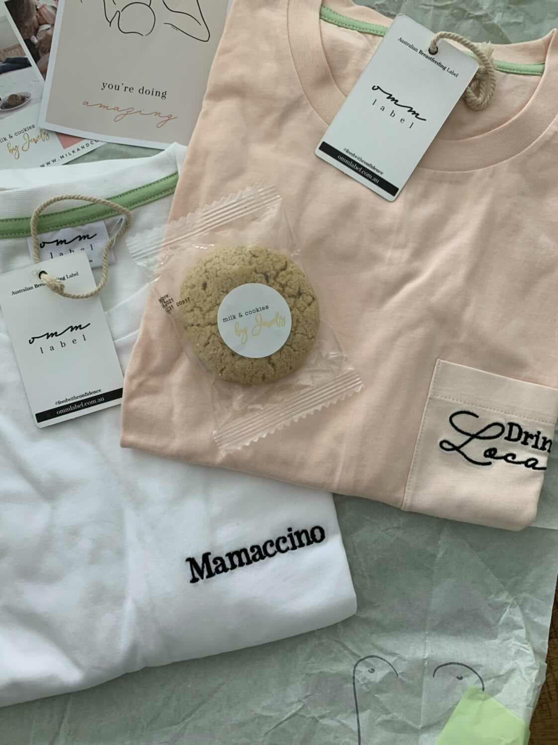 OMM Label: Revolutionary Fashion for Moms on a Mission