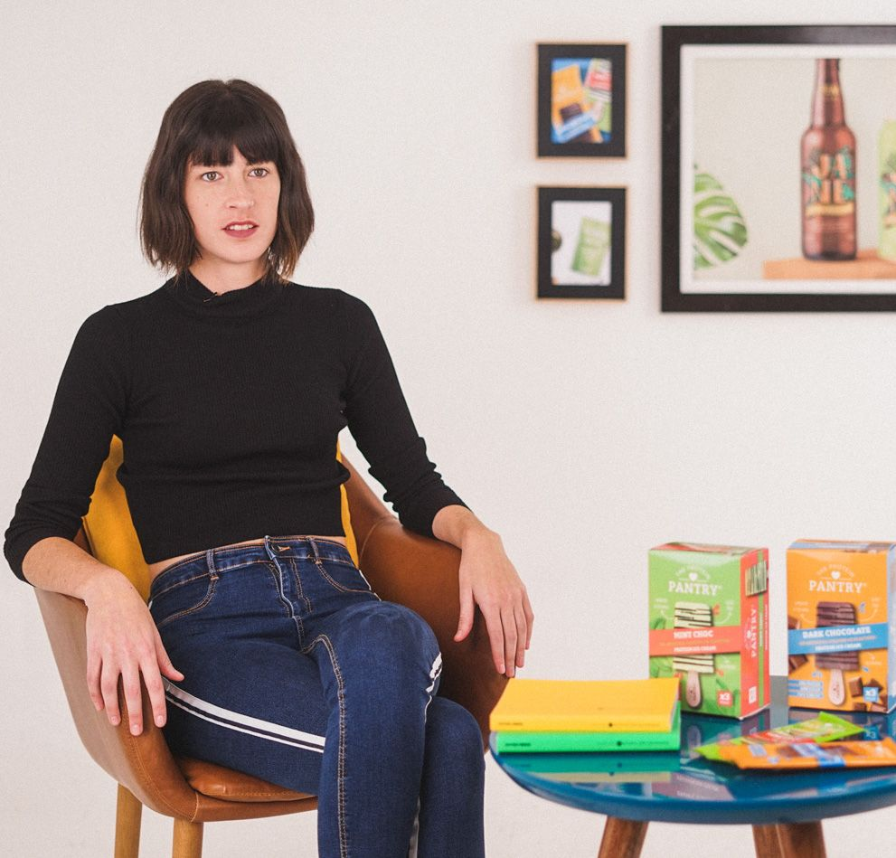 What it's like to see your packaging design on a supermarket shelf with Mara Rodríguez