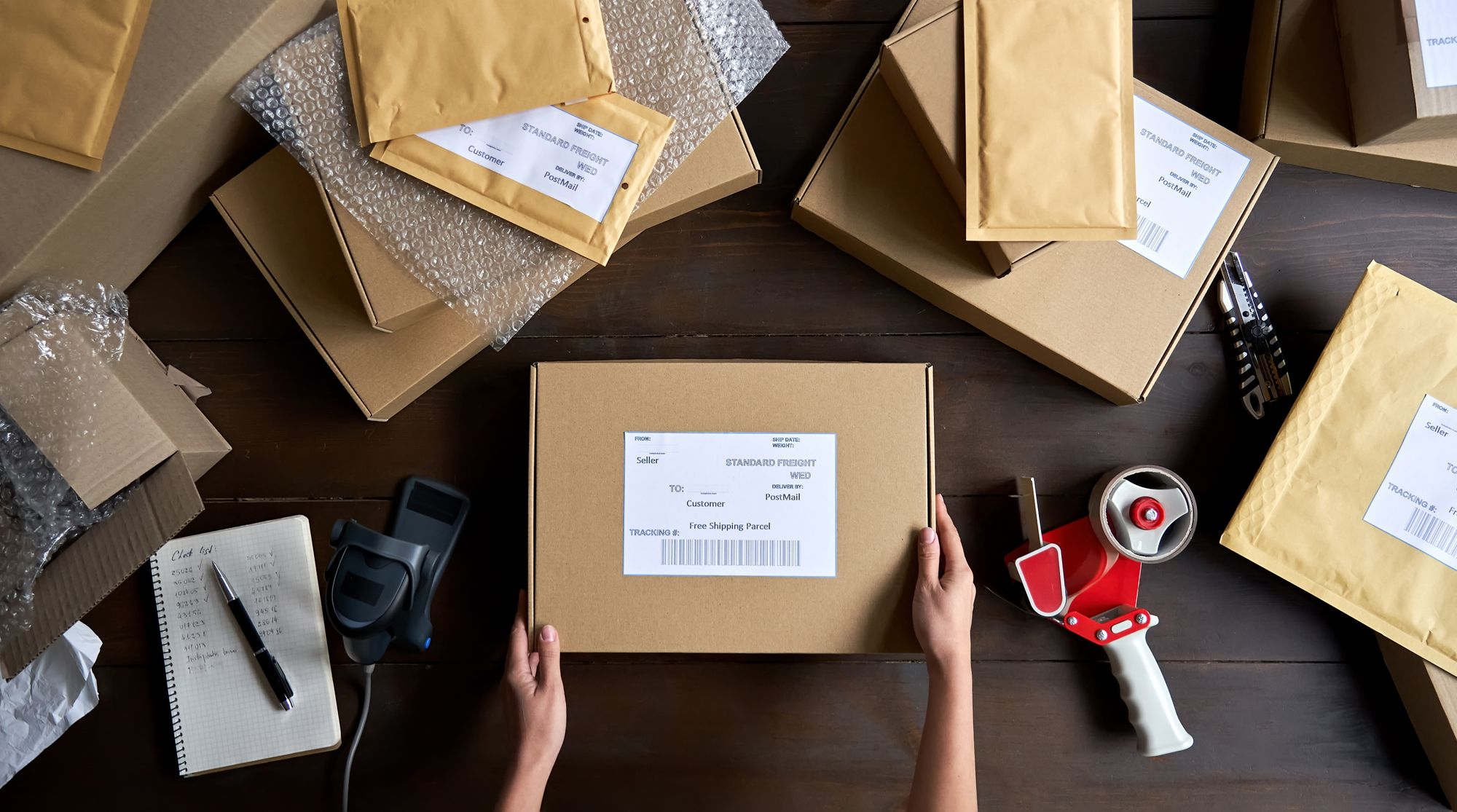 How to Ship a Package: A Guide for Ecommerce Merchants