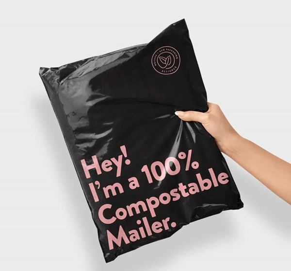 How To Dispose of Your Compostable Mailer