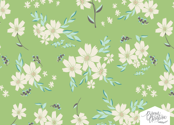 How To Create A Repeating Pattern with Bonnie Christine