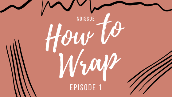 How to Wrap: a Candle (or Anything!) in a Box