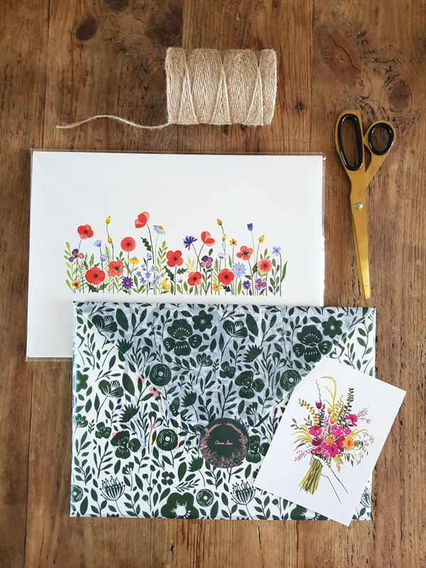 Daydreams and Watercolour Flowers with Anna Lau