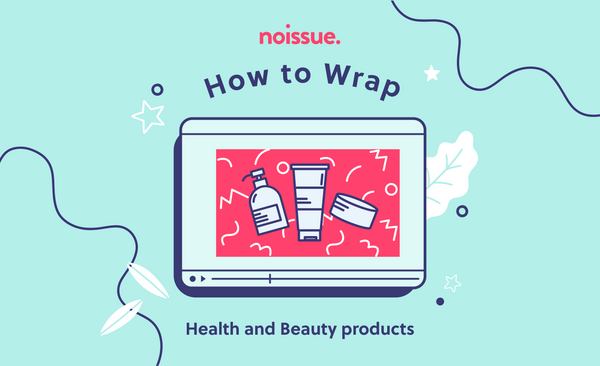 How to Wrap: Health & Beauty Products