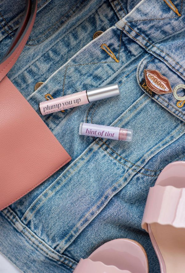 Plant-based Cosmetics with Lip Service Beauty