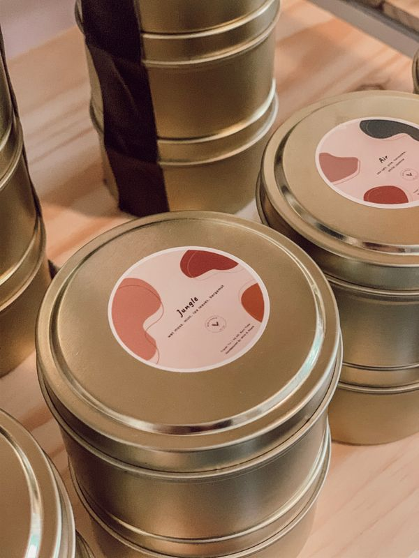 Creatives: Racquel René Designs x Wick & Maple