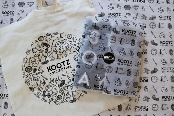 Kootz Collective: Celebrating Their Roots with Apparel and Goods