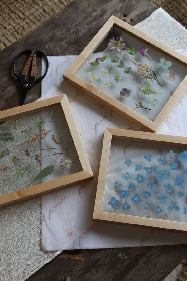 Preserving Lovely Memories to Cherish with Framed Florals