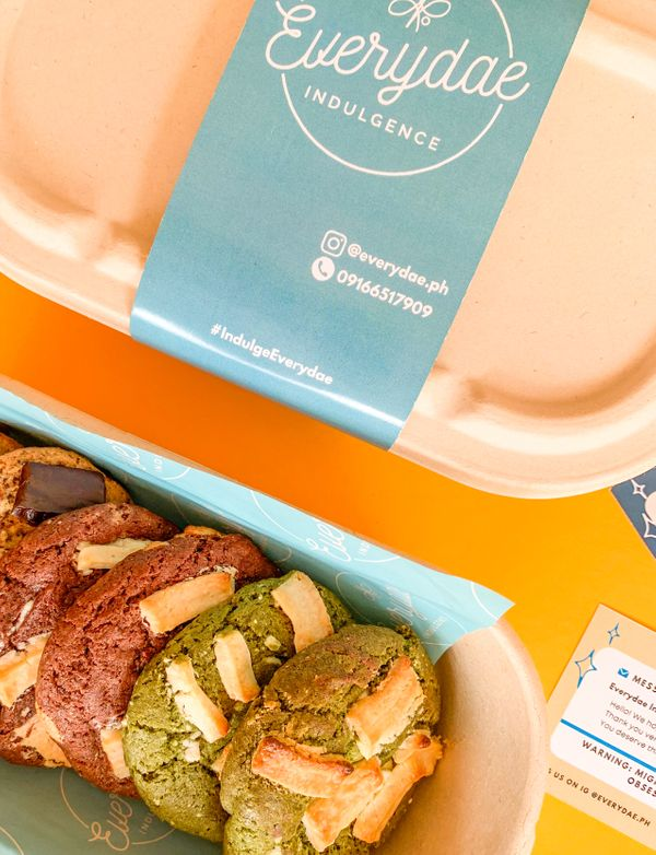 Everydae Indulgence: The Delectable Cookie Brand that Cares for the Environment