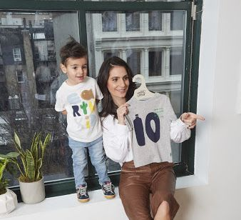 Creating earth-friendly children's clothing with Mon Coeur
