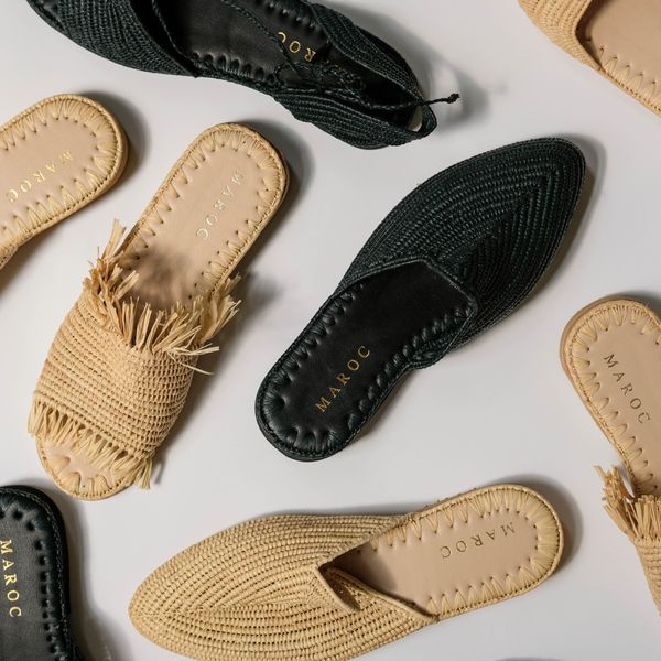 Maroc the Label: Celebrating Women with Carefully Handmade Sandals