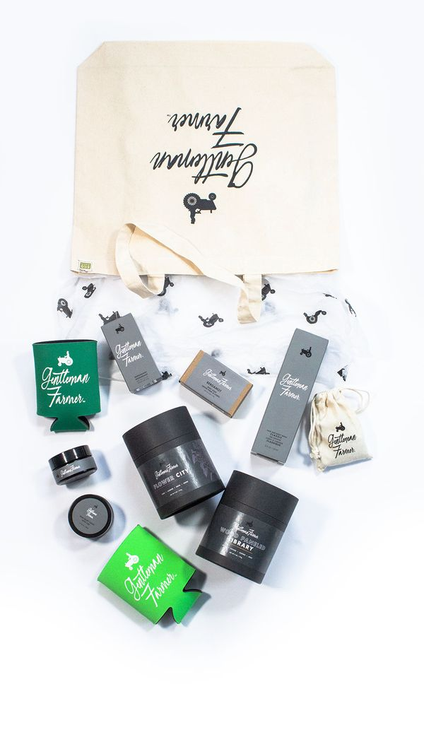 Gentleman Farmer: Skincare & Grooming for Values-Driven Men