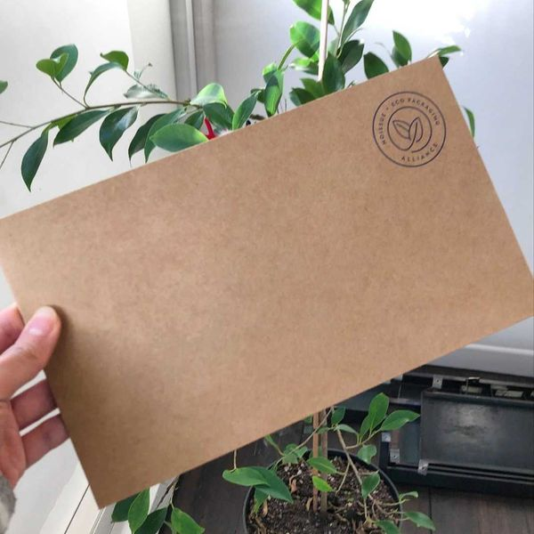 noissue Stock Kraft Mailers